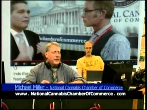 Michael Miller CEO, National Cannabis Chamber of Commerce, A