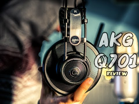 AKG Q701 Review - The analysis tool (4K)