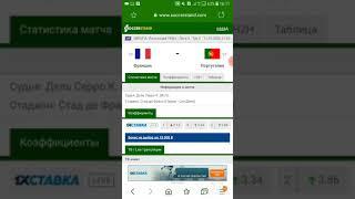 Прогноз на матч Лиги наций Франция Португалия Опасная игра для ставок