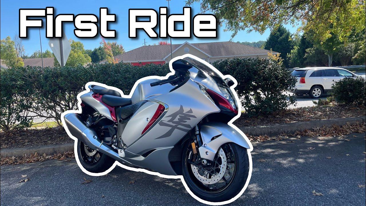 Download 2022 Suzuki Hayabusa First Ride/Review