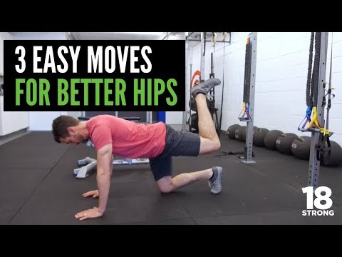 3 Easy Moves for Better Hips: Hips Exercises for Golf