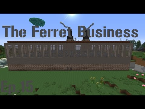 The Ferret Business Ep.15 Quest Book 2.0