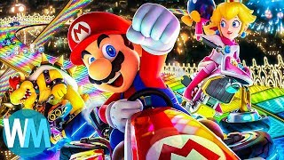Top 5 Tips for Mario Kart 8 Deluxe Domination