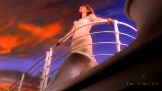 CELINE DION: My heart will go on (Titanic Theme Song) - HD(