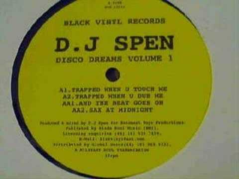 D.J Spen - Disco Dreams