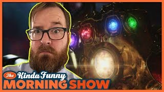 Avengers: Infinity War Predictions (w/Jack Pattillo) - The Kinda Funny Morning Show 04.16.18