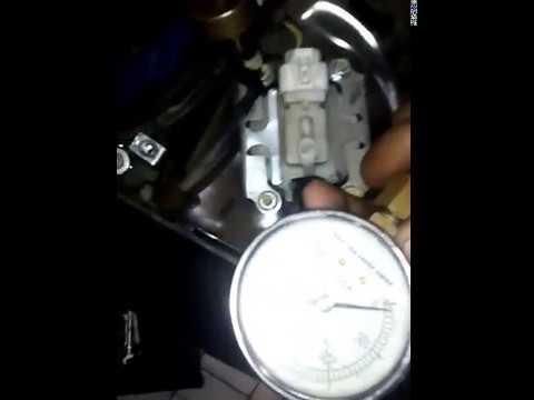 Cara Cek Fuel Pump atau Pompa Bensin Beat FI