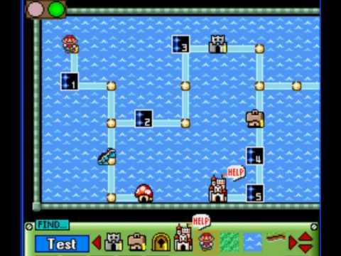 My Mario Builder Game Trailer Youtube