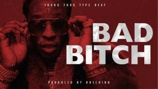 Young Thug Type Beat - Bad Bitch - Rap Instrumental - Prod By @DoschinoBeats