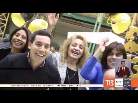 Canal 13 comienza a celebrar sus 60 añosиз YouTube · Длительность: 2 мин40 с