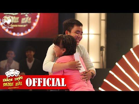 Thách Thức Danh Hài mùa 2 - Tập 3: Anh chàng cưỡng đoạt được nụ hôn Việt Hương nhiều nhất