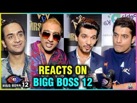 Celebs REACT On Bigg Boss 12 Contestants | Vikas Gupta, Arjun Bijlani, Prince Narula & More