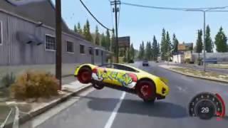 Örümcek Çocuk ve Meraklı Rampa Araba Süren Delinin Peşinde Çizgi Film İzle