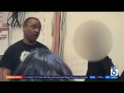 [VIDEO] High School Music Teacher in Maywood Arrested After Caught on Video Beatdown of Student