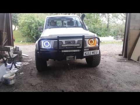 Do Not Buy 7 Led Headlights From Ebayer User Magicolorcn Jeep
