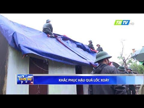 Thời sự Thái Bình 10-10-2017 - Thái Bình TV