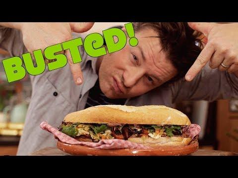 Jamie Oliver Busted For Ghastly Unhealthy Menu