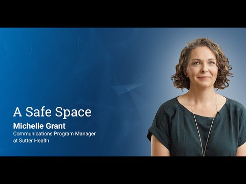 A Safe Place - with Michelle Grant from Sutter Health