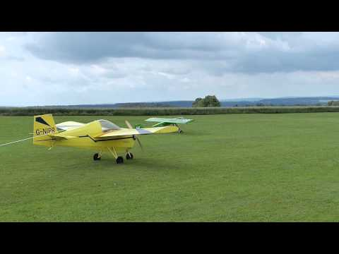 Avions Fairey Tipsy Nipper