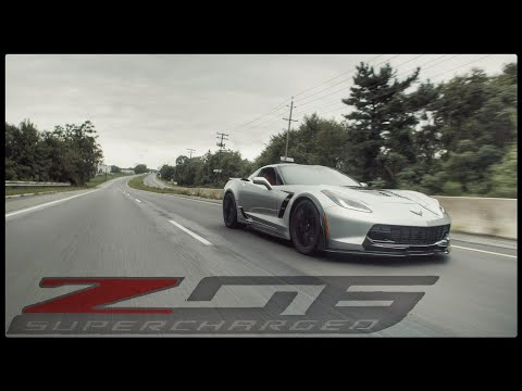 How Fast Is A Stock 650HP Corvette C7 Z06 | The Benchmark Of Speed