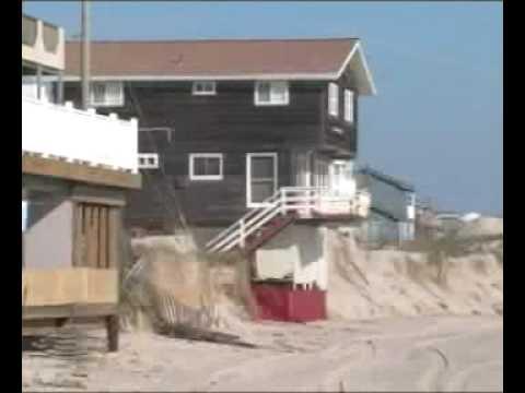 Long Beach Island Storm Damage