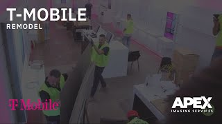 T-Mobile Store Remodel - Apex Imaging Services