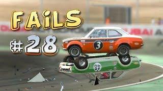 Racing Games FAILS Compilation #28