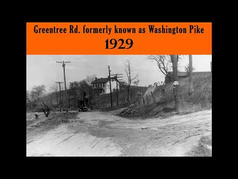 Washington Pike / Greentree Rd 1929