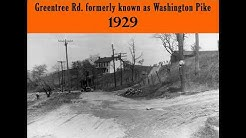 Washington Pike / Greentree Rd 1929