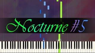 Nocturne No.5 // JOHN FIELD