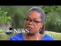 Oprah Winfrey Interview on First Graduating Class of 'O Girls'