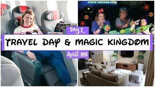 Travelling to Disney World - April 2018 | Charlotte Ruff