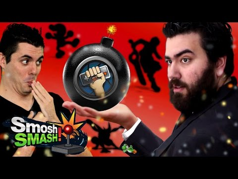 COMPLETELY SMASHED W/ THE COMPLETIONIST (Smosh SMASH)