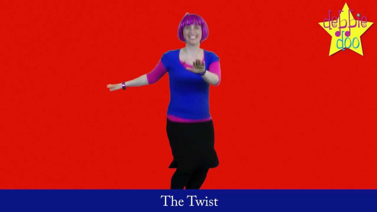For Children. The Twist - Dance Song - Debbie Doo
