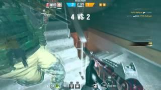 Rainbow Six Siege - Pulse gameplay
