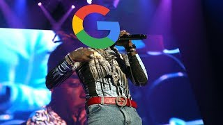 Lil Uzi Vert - Thats a Rack but Every Word is a Google Image