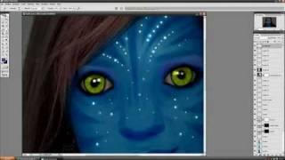 Hilary Duff becomes an Avatar Na
