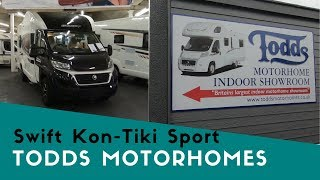 New Swift Kon-Tiki Sport 562 At Todds Motorhomes