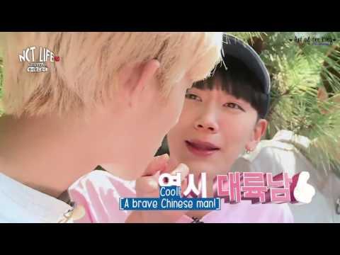 """[S4] NCT LIFE """"K-Food Challenge"""" EP 1 (eng sub)"""