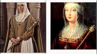 Isabel de Castilla I  (La reina Católica ) Biografía (Resumen) (Mujeres dignas de mencionar )