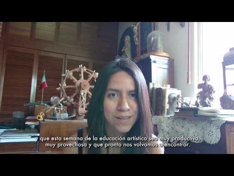 Itzayani Gutiérrez Arroyo. Maestra de la Escuela Superior de Música del INBAL