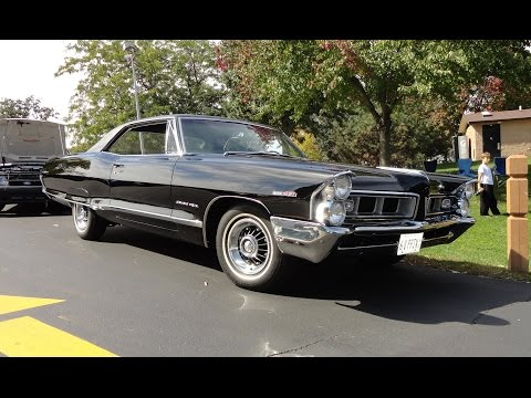 1965 Pontiac Grand Prix with a 421 Tri-Power engine - My Car Story with Lou Costabile