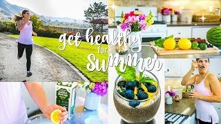 Get Fit for Summer! Healthy Recipes, Best Workout + More!