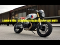 A BMW CLASSIC CAFE RACER R NINE T HOMAGE BY OFFCINE SBRANETTI