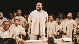 Kanye West's Sunday Service - Excellent (Live From Paris, France)