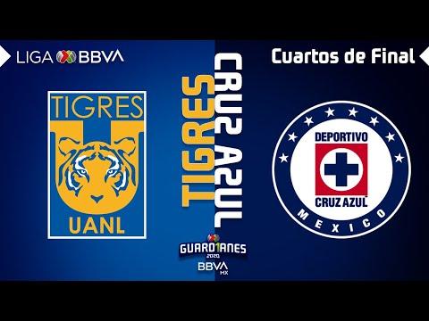 Resumen | Tigres 1 - 3 Cruz Azul | Liga MX - Guardianes 2020 Apertura  | LIGA BBVA MX