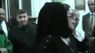 فلة الجزائرية وماقالته في جنازة وردة الجزائرية