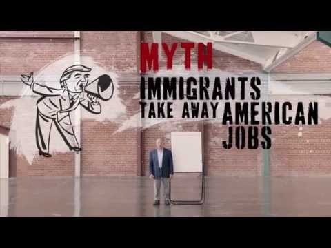 The 4 Big Lies About Immigrants -- and the Truth