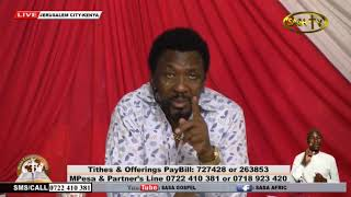 17.12.2020 LIVE SPIRITUAL CLINIC SERVICE ON SASA TV GOSPEL Stream
