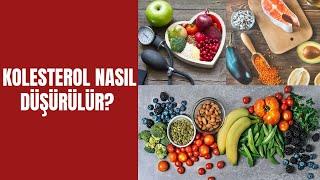 Kolesterol Hastaları Nasıl Beslenmeli? Kolesterolü Düşüren Besinleri Doktor Murat Topoğlu Açıkladı!